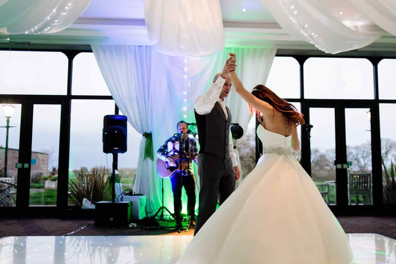 Wedding Disco, Live Music, Musician, Guitar Player With DJ Disco Option, First Dance